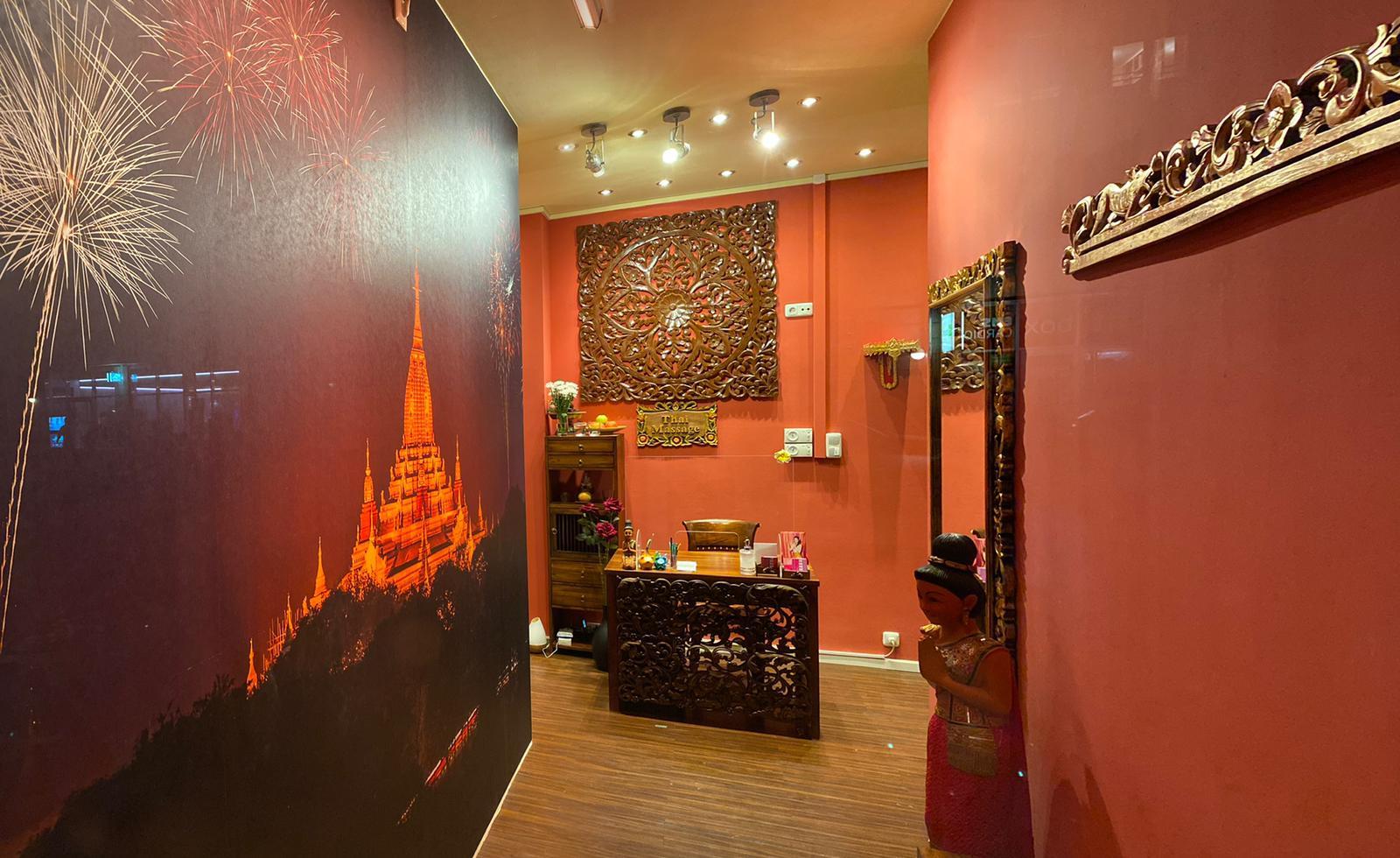Thida Thai Massage in München - Traditionelle Thai Massage